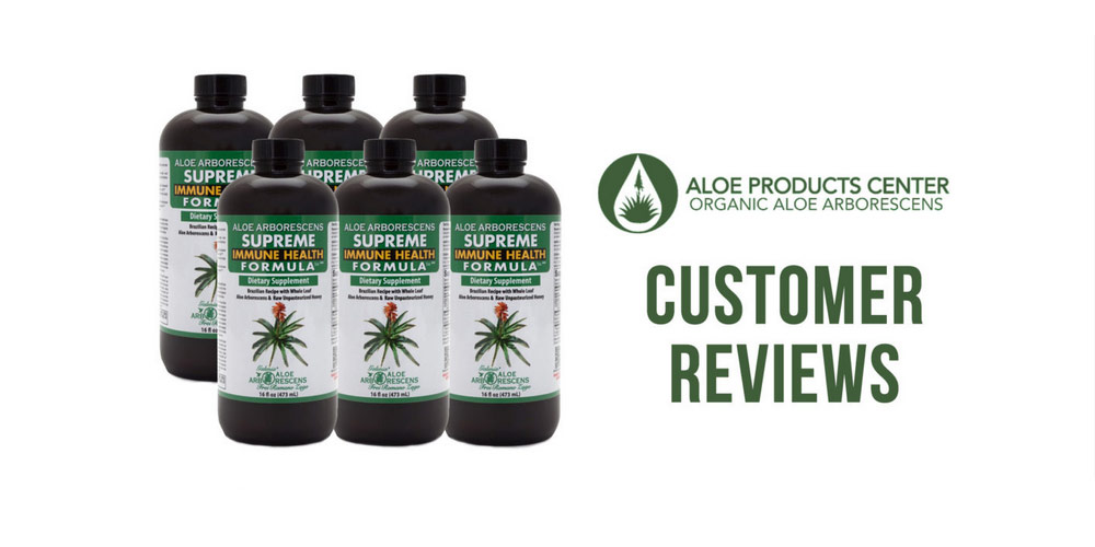 Aloe Arborescens Reviews