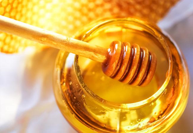 Aloe and Raw Honey Juice