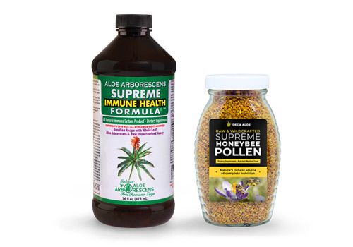 Aloe Products Center Dietary Supplements